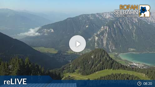Maurach - Rofan Seilbahn Bergstation anzeigen