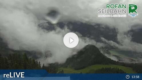 Webcam Maurach am Achensee - Rofan Seilbahn