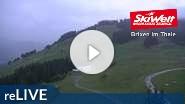 Webcam Brixen im Thale - Bergstation Gondelbahn