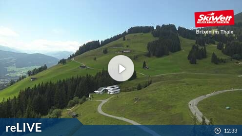 Livecam für SkiWelt Wilder Kaiser - Brixental
