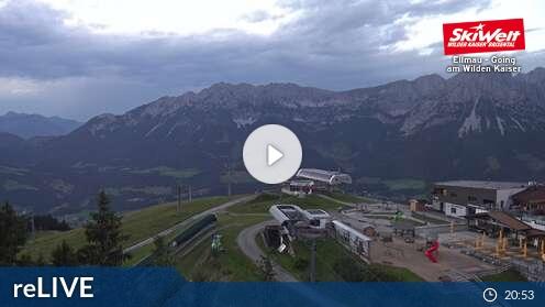 WetterCam für Ellmau (SkiWelt)