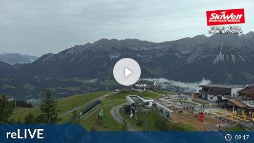 Livecam für Ellmau (SkiWelt)