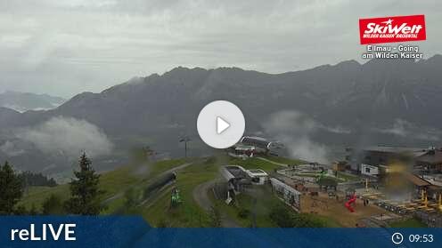 SkiWelt Wilder Kaiser Brixental - Bergstat. Hartkaiserbahn