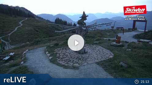 SkiWelt Wilder Kaiser Brixental - Talstation Hartkaiserbahn