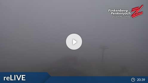 Webcam Finkenberg - Penkenjoch - 2095 m