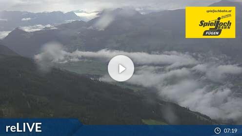 Live Webcam Fügen Tirol Austria