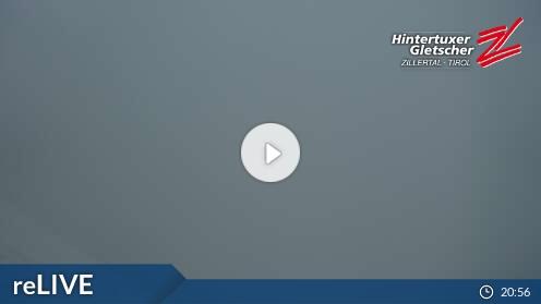 Gefrorene Wand Webcam
