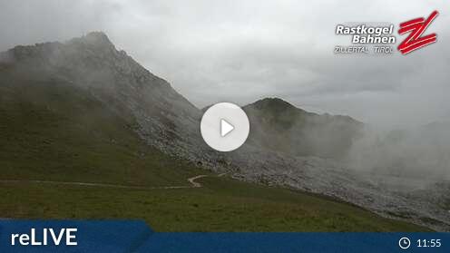 Livecam für Rastkogel/Ski- & Gletscherwelt Zillertal