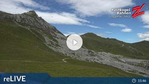 Live-Cam Rastkogel