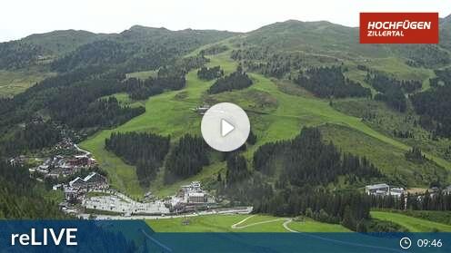 Webcam Hochfügen - Talstation Klausboden