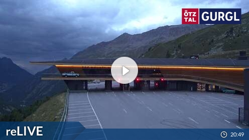 Webcam Hochgurgl - Top Mountain Crosspoint