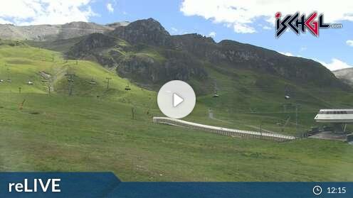 Live Webcam Kappl Paznaun Österreich