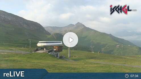 Webcam Ischgl - Idalpe 2.320 m