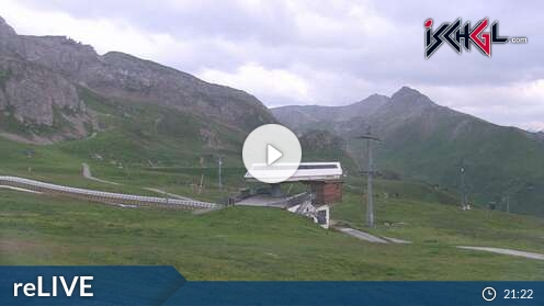 Livecam für Ischgl