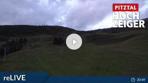 Livecam für Hochzeiger - Pitztal
