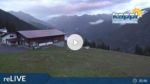 Kappl - Diasbahn Bergstation anzeigen