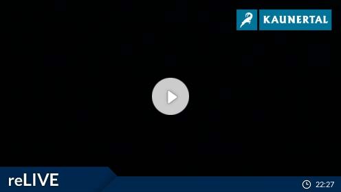 Livecam für Kaunertaler Gletscher