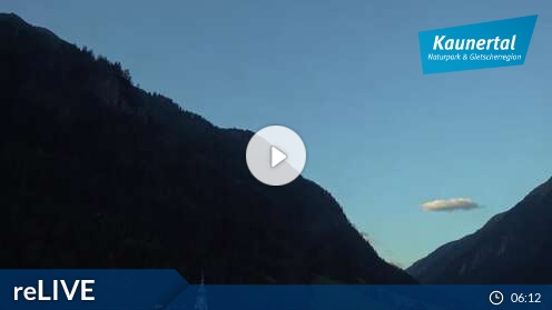 Webcam Quellalpin Kaunertal