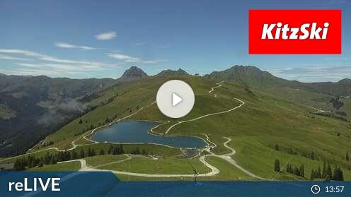 Kitzbühel - Bergstation Panoramabahn