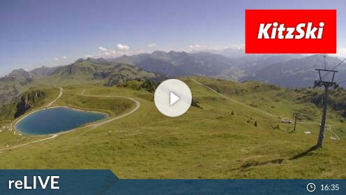Webcam Kitzbühel Speicherteich Hornköpfl