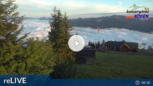 Webcam Unterberghorn