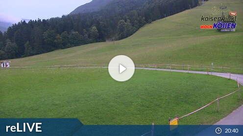 Webcam Kössen/Kinderland