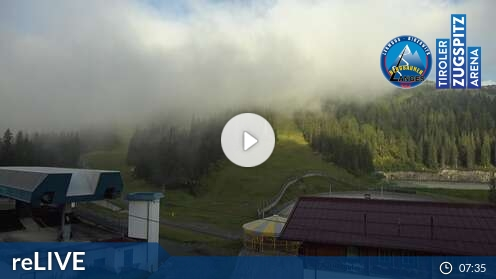 Webcam Lermoos Grubigalm