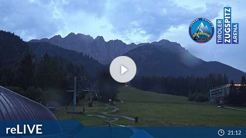 Webcam Biberwier - 1.100 m