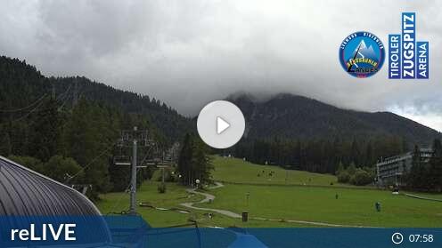 Livecam für Biberwier - Marienberg