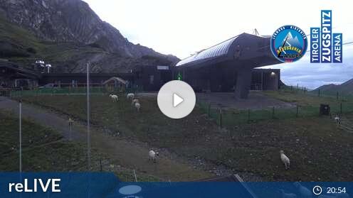 Webcam Lermoos - Grübigstein 2.015 m