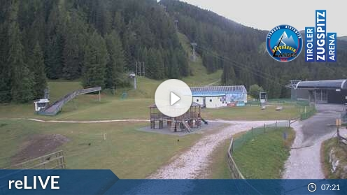 Webcam Hochmoos Express Berg