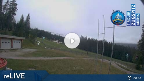Webcam Mittelstation Biberwier