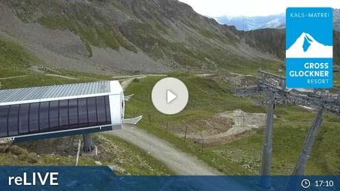 Webcam Kals am Großglockner - Adlerlounge und Cimaross