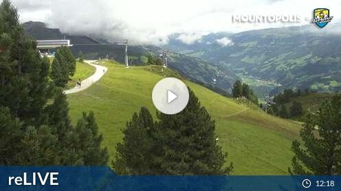 Live Webcam Ramsau im Zillertal Tirol Österreich