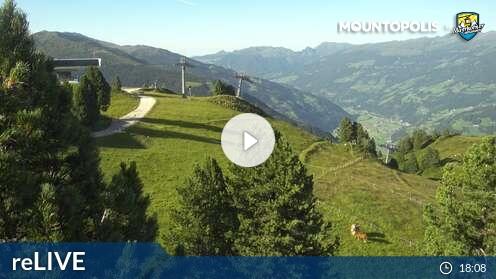 Webcam Mayrhofen - Penkenbahn - 1.792 m