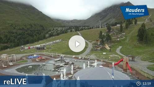Livecam für Nauders