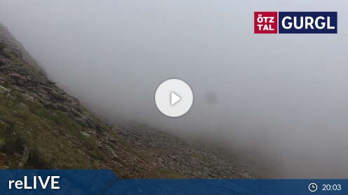 Webcam Obergurgl - Festkogel