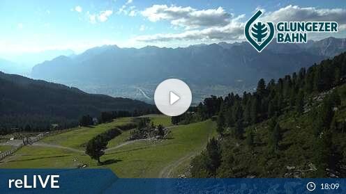 Webcam Glungezerbahn - Zirbensee