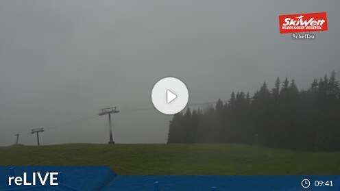 Webcam Scheffau - Brandstadl Restaurant - 1.650 m