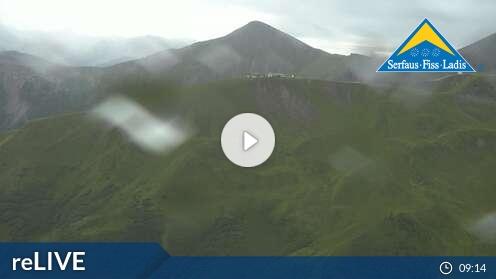 Webcam Plansegg bij Serfaus - 2.376 m