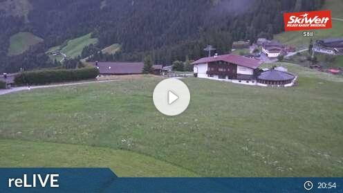 Bergstation Gondelbahn Hochsöll anzeigen