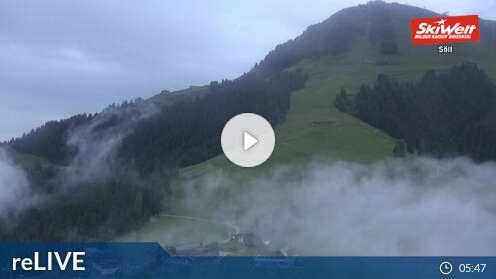 SkiWelt Wilder Kaiser Brixental - Bergstation Gondelbahn