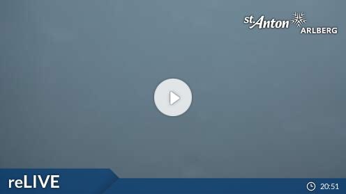 Webcam St. Anton am Arlberg - Valluga