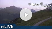 Webcam St. Anton am Arlberg - Galzig