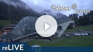 Webcam St. Anton am Arlberg - Skicenter