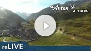 Panorama-Webcam St. Christoph am Arlberg