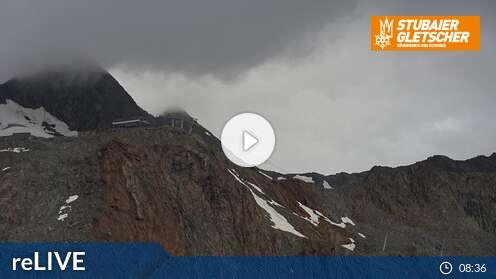 Stubai - Stubaier Gletscher - Eisgrat