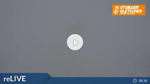 Livecam für Stubaier Gletscher