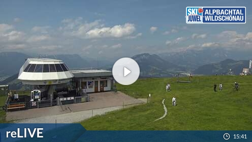 Alpbachtal Wildschönau - Ski Juwel - Markbachjoch 1