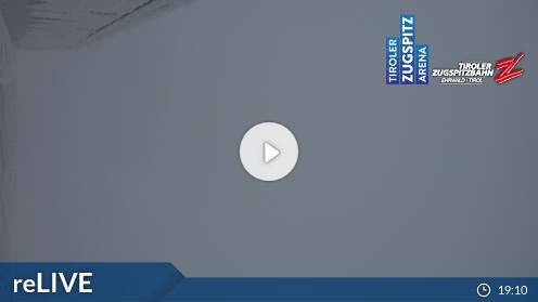 Webcam Tiroler Zugspitzbahn Bergstation